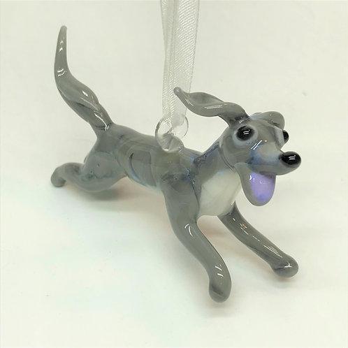 Happy Dog Figurine/Ornament