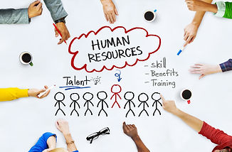 Hands on Whiteboard with Human Resources