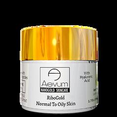 AEVUM_RiboGold_Normal_to_Oily_Skin_Crèm