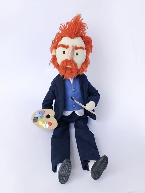 Boneco Van Gogh