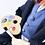 Thumbnail: Boneco Van Gogh + Caixa Personalizada e Cavalete
