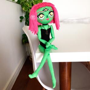 Lily Alien