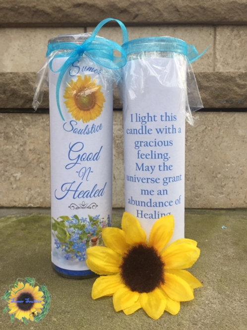Good N Healed Candle
