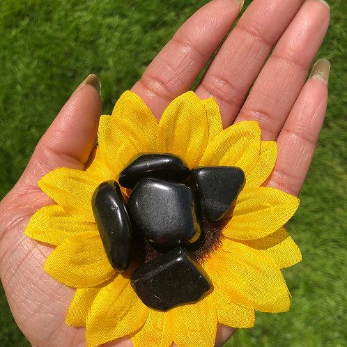 Shungite Tumbled Stones