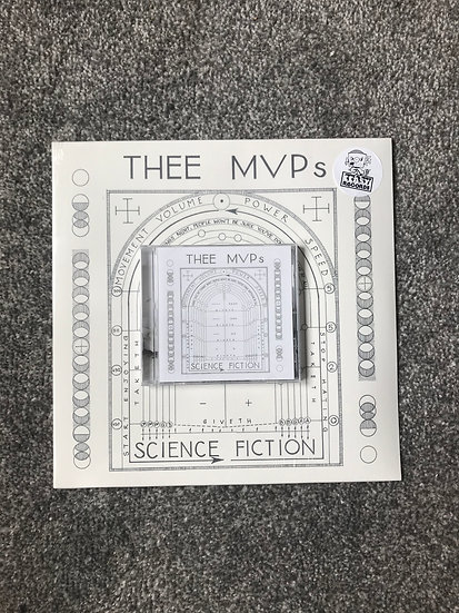 Thee MVPs - Science Fiction CD