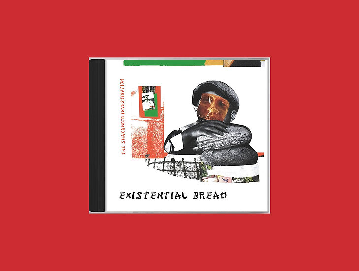 The Shakamoto Investigation - Existential Bread - CD