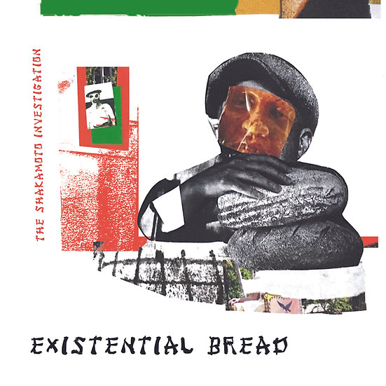 The Shakamoto Investigation - Existential Bread - Clear LP