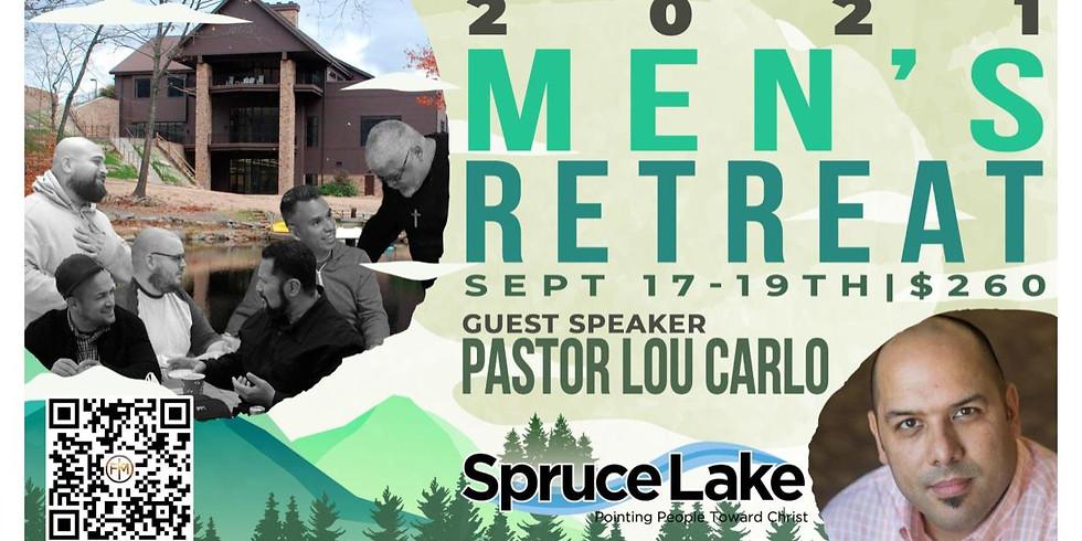 Men's Retreat @ Spruce Lake