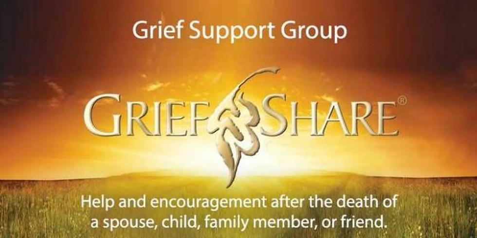 GriefShare   6PM