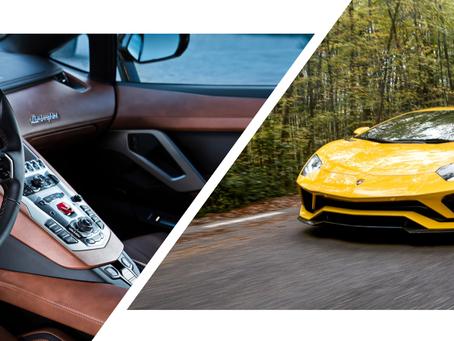 """Nossa """"Lamborghini"""""""
