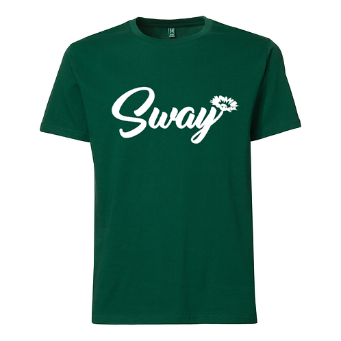 """Official""""Sway"""" T-Shirt - Green"""
