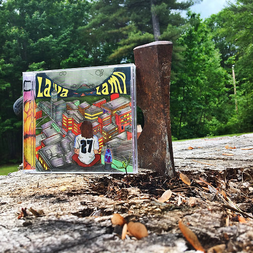 LavaLamp CD