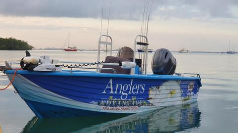 Anglers Advantage in Darwin, Northern Territory