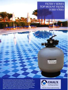 Emaux V Series Top Mount Filter V350-V70