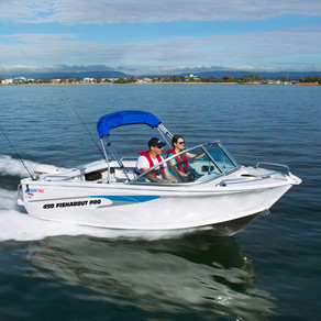 QUINTREX IMPROVES ITS RUNABOUTS WITH THE RELEASE OF THE FISHABOUT PRO