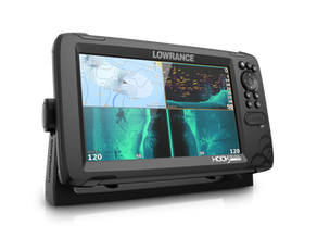 LOWRANCE'S NEW HOOK REVEAL FISHFINDER/CHARTPLOTTERS