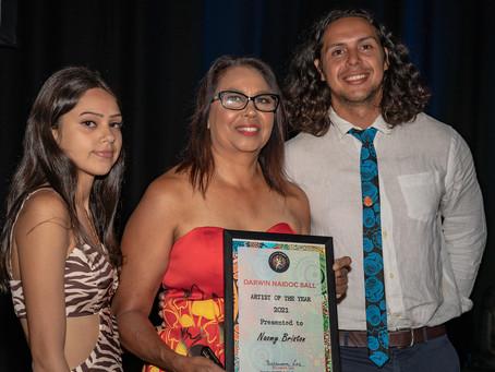 Darwin NAIDOC Ball & Awards Ceremony 2021