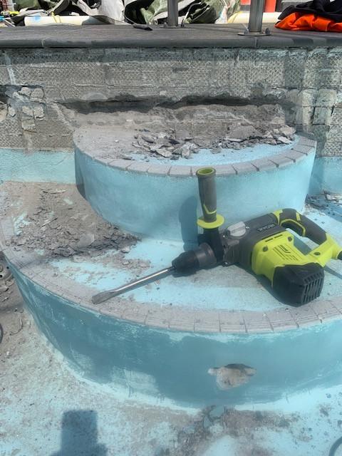 Pool Renovation Darwin