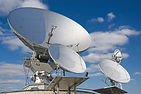 satellite communication, darwin