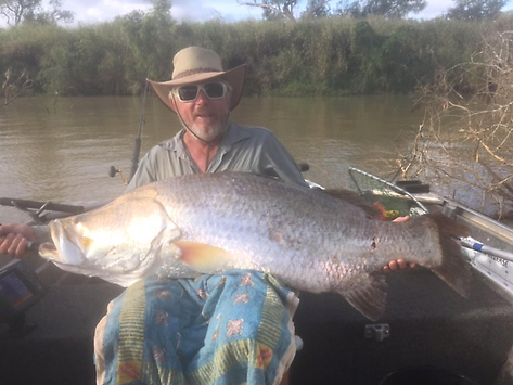 Alex's Fishing Report 15 June 2017