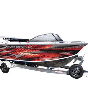 STACER'S NEW 589 SEA MASTER