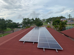 solar power installation darwin