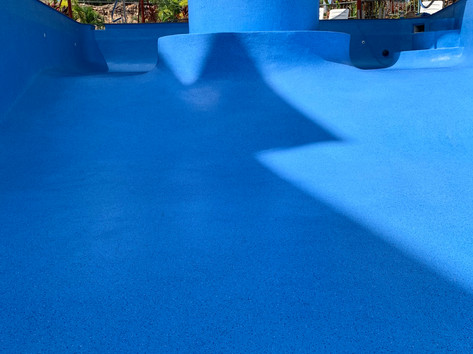pool repairs, pool restorations, fibreglass repair