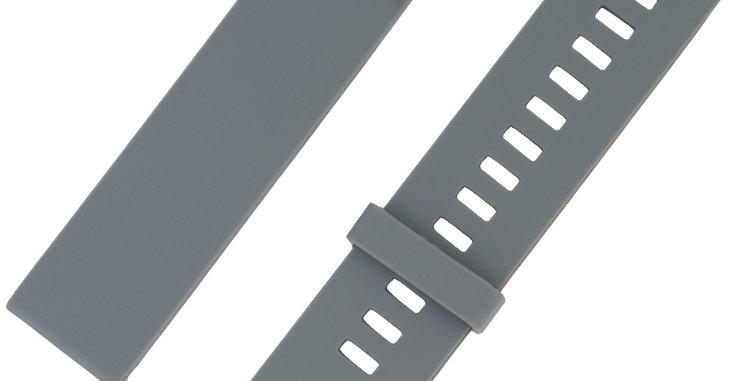 GREY Quick Release Watch Band
