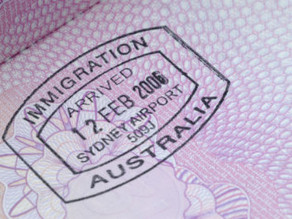 Criminal Law : Convictions and Your Migration Act Visa