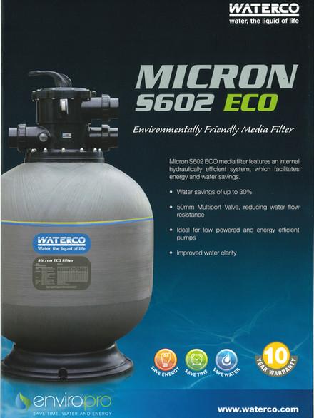 WaterCo - S602 24 inch Fibreglass Filter