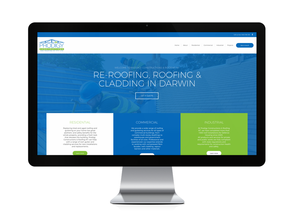 Prodigy Constructions & Roofing NT