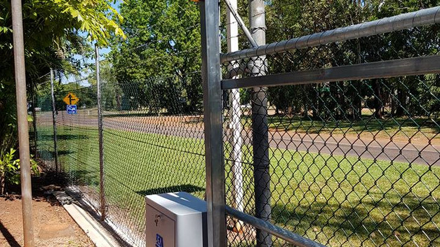 34462662_1805170862874656_29714316901880pool-fencing, fencing, industrial-fencing, electric-gate, automation, security-fencing, darwin, fencing-contractor