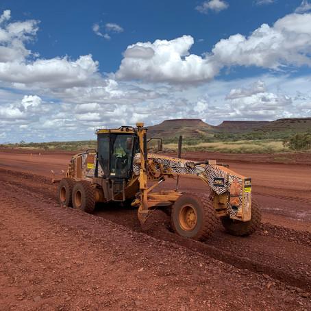 ACJV Rio Tinto Acciona Clough Joint Venture, Koodaideri (Gudai Darri)  Rail Formation North Project