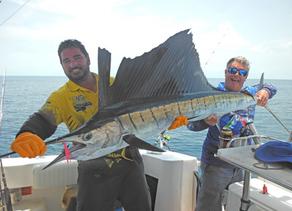 Alex's Fishing Report 17 November 2016