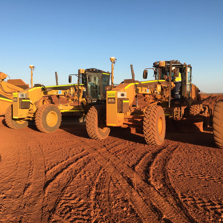 Austral, Rio Tinto: Plant and Labour Supply