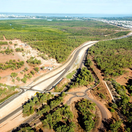 BMD/FKG – Tiger Brennan Drive Duplication, Road Works