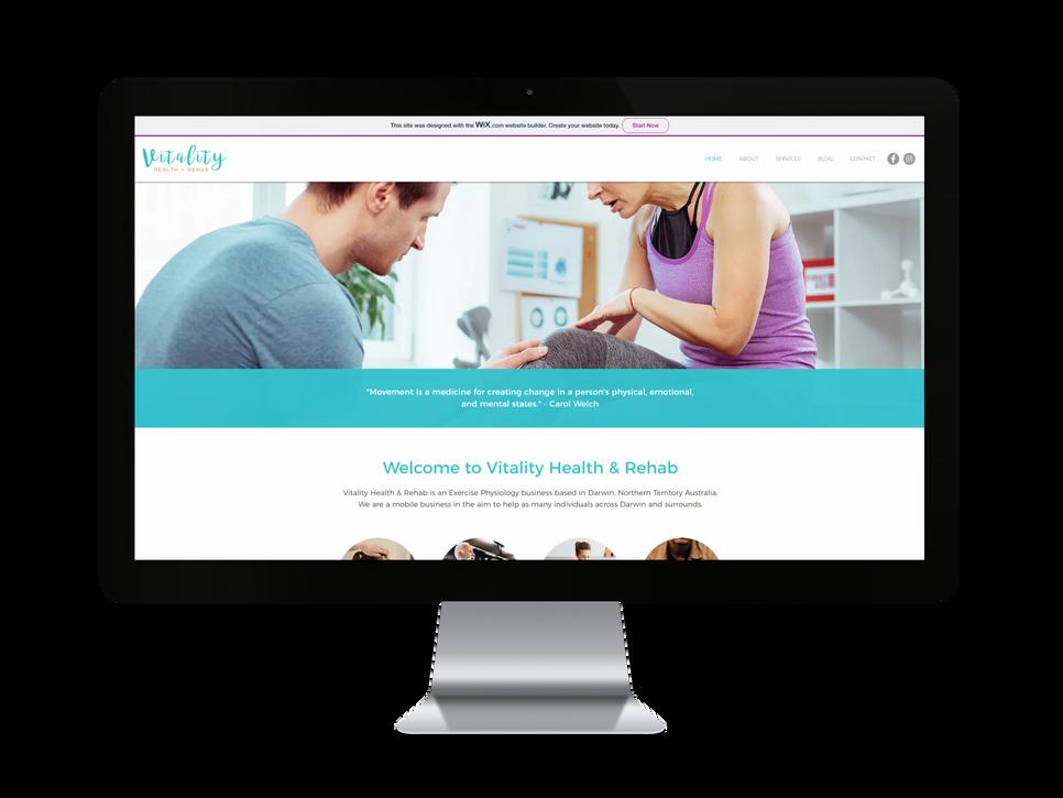 Vitality Health & Rehab