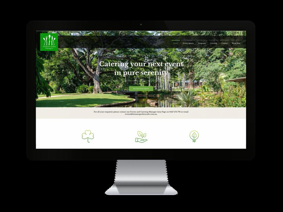 Botanic Gardens Catering