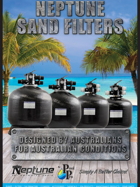 Neptune Sand Filters