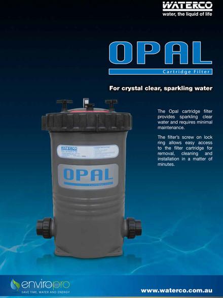 WaterCo - Opal Cartridge Filter