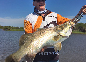 Alex's Fishing Report 24 August 2017