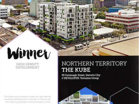 WINNER! High Density Development - UDIA