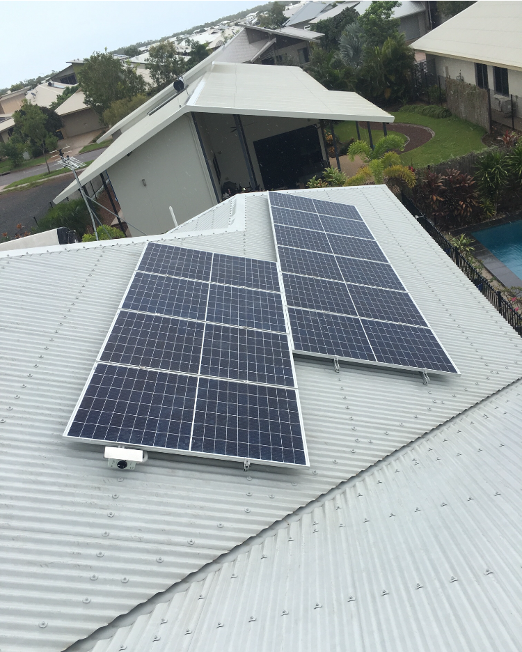 solar panel installation darwin