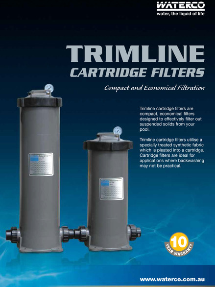 WaterCo - Trimline Cartridge Filter