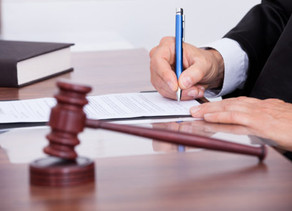 What is the effect of an undertaking in domestic violence proceedings?