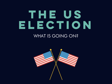 The 2020 US Election: What Is Going On?