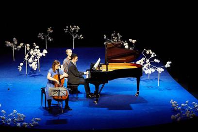 Rachmaninoff Cello Sonata (Iiris Tötters