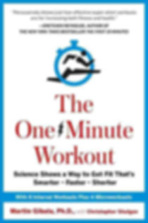 Martin Gibala, The One Minute Workout. High Intensity Training in Bloomington, IN