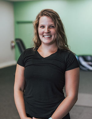 Female Personal Trainer in Bloomington IN