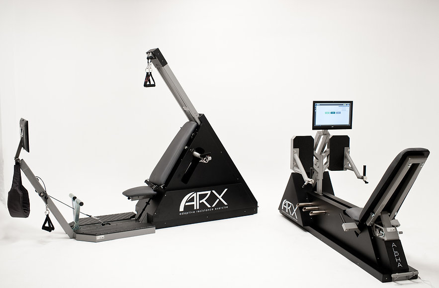 High Intensity Training in Bloomington, IN using ARX